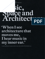 Music Space Architecture