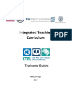 CTEL Instructor's Guide