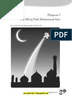 Pelajaran 5 Isra  Mi raj Nabi Muhammad SAW.pdf filename=UTF-8  Pelajaran