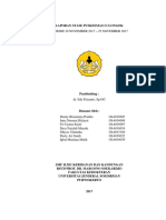 Laporan PKM Cilongok (20-25 November  2017).docx