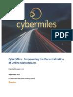 cybermiles whitepaper
