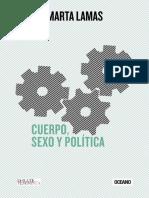 Marta Lamas - Cuerpo, sexo y politica.pdf