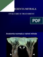Curs 14.1 Insuficienta Mitrala 03.2013
