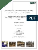 Cyclone NDMA Inception Report R 15Nov2013 As