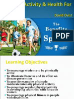 Why Sports is Important in Kids Life | David Ovist