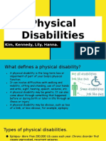 physical disabilities-2