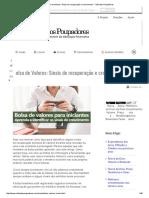Bolsa de Valores_ Sinais de Recuperação e Crescimento - Clube Dos Poupadores
