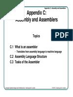 Assembler Internal