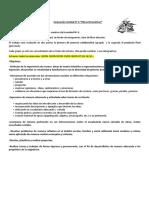 Evaluacion Lenguaje Obra de Teatro 25-08-2015