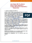 Seminario NIC 12 y Ahorro Tributario Contra Impuesto a Renta Por Pagar Diferencias Temporales y Temporarias