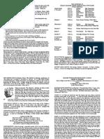 notice sheet 3rd december 2017