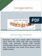 ULKUS DEKUBITUS