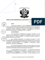 Protocolo Senamhi Para Tesistas