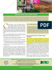 CBD-UNEP Issue Paper Protected Areas n CC