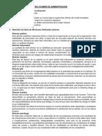 2do Examen de Administracion de Minas