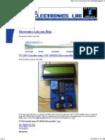Electronics Lab.com Blog