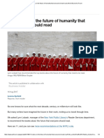 11 Books on the Future of Humanity That Everyone Should Read _ World Economic Forum