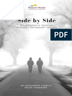 Side by Side a Therapeutic Journey Through Secondary Trauma