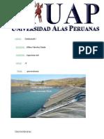 Trabajo de Geoembranas CONSTRUCCION I