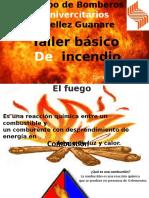 Taller de Incendio