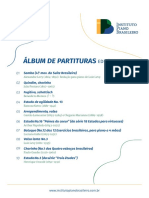 Álbum de Partituras No.018 IPB