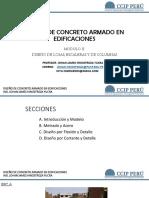 Ccip Peru-concreto Armado Clase 1