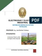 Proyecto Electricidad