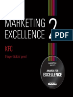 KFC Brand Challenges and Recommendation