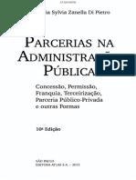 Parcerias Administracao Publica 10.Ed