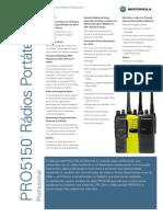 PRO 5150 Manual