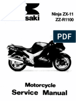 ZX11 ZZR1100.Service.manual.93 01