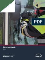 MAN Bus 2012 Emergency Responders Guide