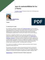 Estrategias Para La Sustentabilidad de Los Sistemas__5ta Parte_Daniel H Ponce
