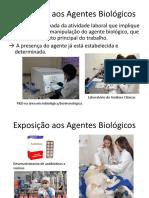 Exposição Aos Agentes Biológicos