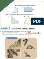 El Area Del Triangulo Ejercicios Resueltos (1)