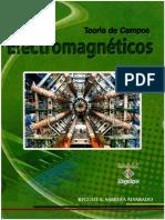 Teoría de Campos Electromagnéticos (Tomo 2). Regulo A. Sabrera Alvarado