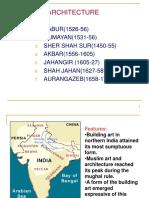 189560414 Mughal Architecture
