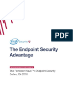 Endpoint Security Advantage With the Forrester Wave Endpoint Protection Platforms