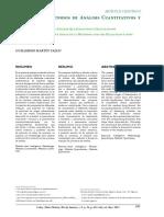 Métodos de Análisis Cuantitativos y