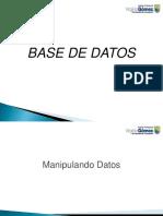 Base de Datos Vi