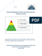 center for school mental health resource guide to resource mapping