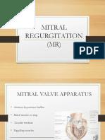 MITRAL  REGURGITATION.ppt