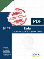Radar, Tecnologia, Produção e Comércio Exterior. n. 49 (2017)