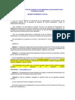 Decreto Supremo 13-93-AG - Cooperativas