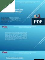 Presentación de Diapositivas de la Municipalidad Distrital de Ciudad Nueva