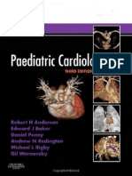 Anderson PEDIATRIC CARDIOLOGY