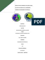 Informe Esfuerzo de Corte en Brocas PDC
