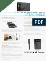 Socket Mobile Document