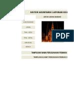 Sistem Lap Keuangan Usaha Dagang - Dgn Excel