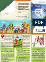 Szülői tájékoztató brosúra
